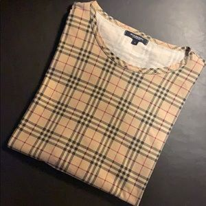 Like New Burberry Women's T-Shirt
